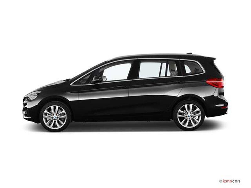 Photo de la BMW SERIE 2 M SPORT GRAN TOURER 218D 150 CH 5 PORTES à motorisation DIESEL et boite MANUELLE de couleur NOIR - Photo 1