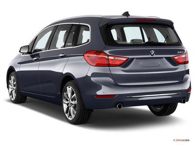 Miniature de la BMW SERIE 2 M SPORT GRAN TOURER 218D 150 CH 5 PORTES à motorisation DIESEL et boite MANUELLE de couleur NOIR - Miniature 2