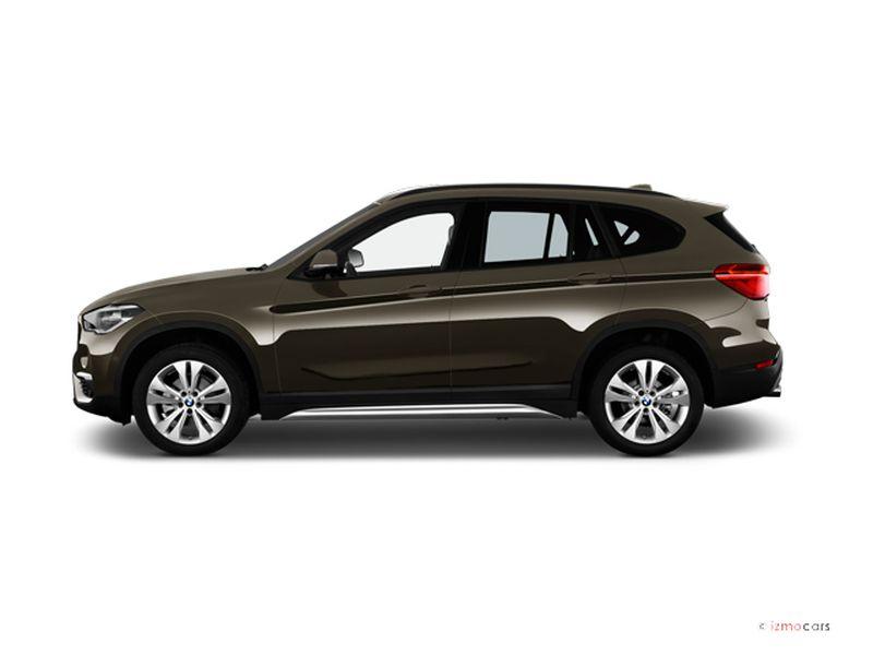 Photo de la BMW X1 LOUNGE X1 XDRIVE 18D 150 CH 5 PORTES à motorisation DIESEL et boite MANUELLE de couleur ORANGE - Photo 1