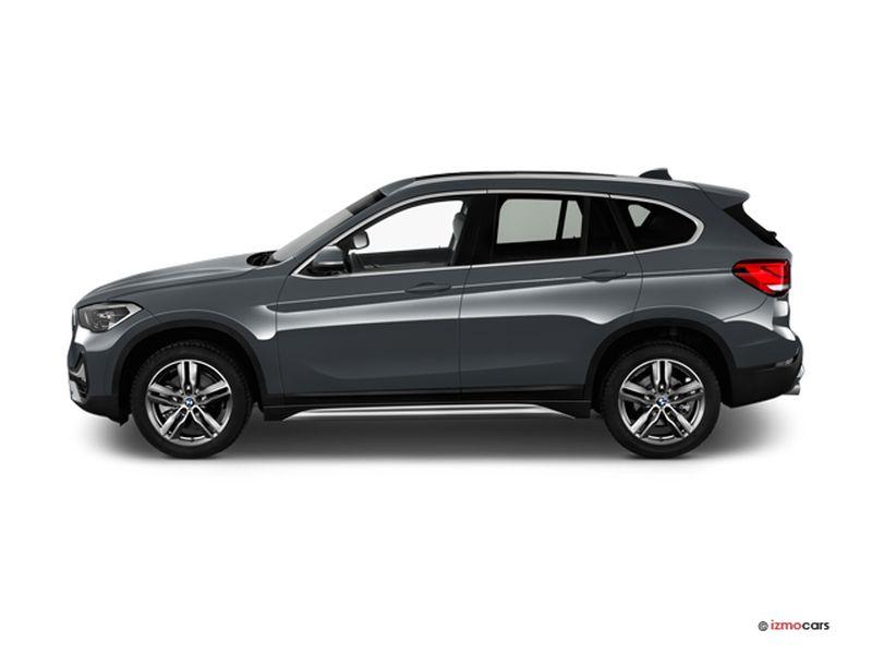 Photo de la BMW X1 XLINE X1 XDRIVE 25E 220 CH BVA6 5 PORTES à motorisation HYBRIDE RECHARGEABLE et boite AUTOMATIQUE de couleur GRIS - Photo 1