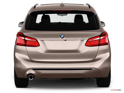 Miniature de la BMW SERIE 2 ACTIVE TOURER M SPORT ACTIVE TOURER 225XE IPERFORMANCE 220 CH BVA6 5 PORTES à motorisation HYBRIDE RECHARGEABLE et boite AUTOMATIQUE de couleur NOIR - Miniature 4