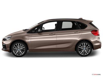 Miniature de la BMW SERIE 2 ACTIVE TOURER M SPORT ACTIVE TOURER 225XE IPERFORMANCE 220 CH BVA6 5 PORTES à motorisation HYBRIDE RECHARGEABLE et boite AUTOMATIQUE de couleur NOIR - Miniature 5