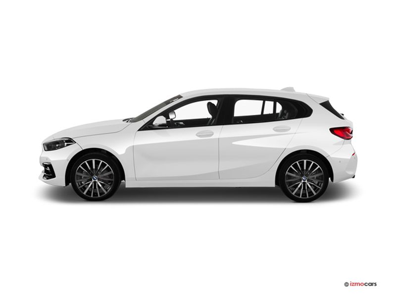 Photo de la BMW SERIE 1 118D 150 CH 5 PORTES à motorisation DIESEL et boite MANUELLE de couleur BLANC - Photo 1