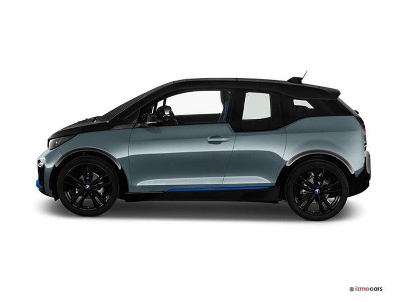 Photo de la BMW I3 ATELIER I3 120 AH 170 CH BVA 4 PORTES à motorisation ELECTRIQUE et boite AUTOMATIQUE de couleur BI-TON - Photo 1