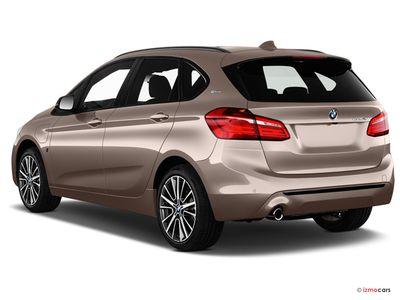 Miniature de la BMW SERIE 2 ACTIVE TOURER M SPORT ACTIVE TOURER 225XE IPERFORMANCE 220 CH BVA6 5 PORTES à motorisation HYBRIDE RECHARGEABLE et boite AUTOMATIQUE de couleur BLANC - Miniature 2