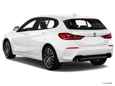 Miniature de la BMW SERIE 1 M SPORT 118I 136 CH 5 PORTES à motorisation ESSENCE et boite MANUELLE de couleur ROUGE - Miniature 2