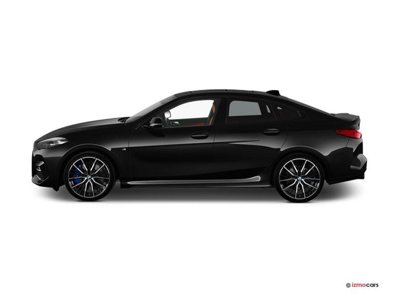 Photo de la BMW SERIE 2 GRAN COUPE GRAN COUPé 218D 150 CH BVM6 4 PORTES à motorisation DIESEL et boite MANUELLE de couleur NOIR - Photo 1