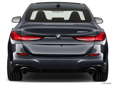 Miniature de la BMW SERIE 2 GRAN COUPE GRAN COUPé 218D 150 CH BVM6 4 PORTES à motorisation DIESEL et boite MANUELLE de couleur NOIR - Miniature 4