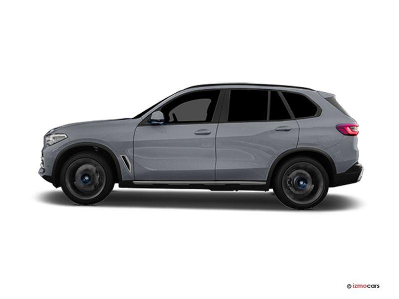 Photo de la BMW X5 M SPORT X5 XDRIVE45E 394 CH BVA8 5 PORTES à motorisation HYBRIDE RECHARGEABLE et boite AUTOMATIQUE de couleur GRIS - Photo 1