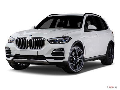 Miniature de la BMW X5 M SPORT X5 XDRIVE45E 394 CH BVA8 5 PORTES à motorisation HYBRIDE RECHARGEABLE et boite AUTOMATIQUE de couleur BLANC - Miniature 2