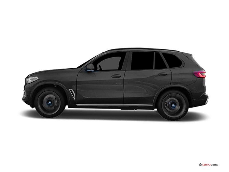 Photo de la BMW X5 M SPORT X5 XDRIVE45E 394 CH BVA8 5 PORTES à motorisation HYBRIDE RECHARGEABLE et boite AUTOMATIQUE de couleur NOIR - Photo 1