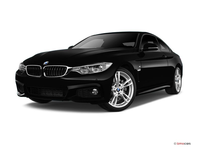 Photo de la BMW SERIE 4 COUPE COUPé 420D 190 CH 2 PORTES à motorisation DIESEL et boite AUTOMATIQUE de couleur NOIR - Photo 1