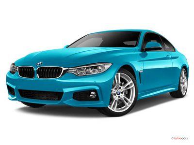Miniature de la BMW SERIE 4 COUPE COUPé 420D 190 CH 2 PORTES à motorisation DIESEL et boite AUTOMATIQUE de couleur NOIR - Miniature 2