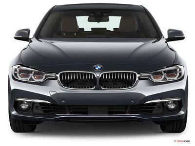 Miniature de la BMW SERIE 3 EDITION SPORT 318D 150 CH 4 PORTES à motorisation DIESEL et boite MANUELLE de couleur BLANC - Miniature 3