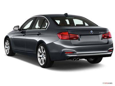 Miniature de la BMW SERIE 3 EDITION SPORT 318D 150 CH 4 PORTES à motorisation DIESEL et boite MANUELLE de couleur BLANC - Miniature 2
