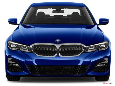 Miniature de la BMW SERIE 3 M SPORT 320E 204 CH BVA8 4 PORTES à motorisation HYBRIDE RECHARGEABLE et boite AUTOMATIQUE de couleur GRIS - Miniature 3
