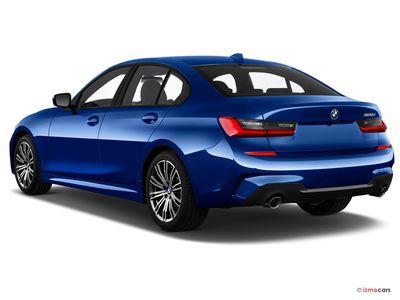 Miniature de la BMW SERIE 3 M SPORT 320E 204 CH BVA8 4 PORTES à motorisation HYBRIDE RECHARGEABLE et boite AUTOMATIQUE de couleur GRIS - Miniature 2