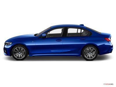 Miniature de la BMW SERIE 3 M SPORT 320E 204 CH BVA8 4 PORTES à motorisation HYBRIDE RECHARGEABLE et boite AUTOMATIQUE de couleur GRIS - Miniature 5