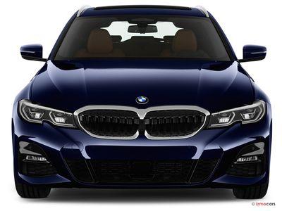 Miniature de la BMW SERIE 3 LOUNGE TOURING 320D 190 CH 5 PORTES à motorisation DIESEL et boite MANUELLE de couleur GRIS - Miniature 3