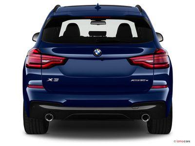 Miniature de la BMW X3 M SPORT X3 XDRIVE20D 190CH BVA8 5 PORTES à motorisation DIESEL et boite AUTOMATIQUE de couleur BLANC - Miniature 4