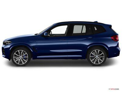Miniature de la BMW X3 M SPORT X3 XDRIVE20D 190CH BVA8 5 PORTES à motorisation DIESEL et boite AUTOMATIQUE de couleur BLANC - Miniature 5