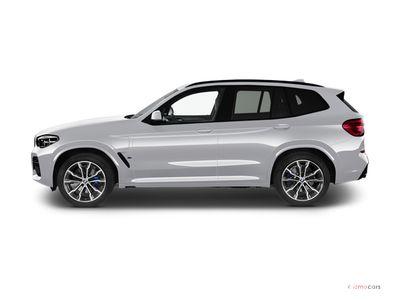 Bmw X3 M Sport X3 xDrive20d 190ch BVA8 5 Portes neuve