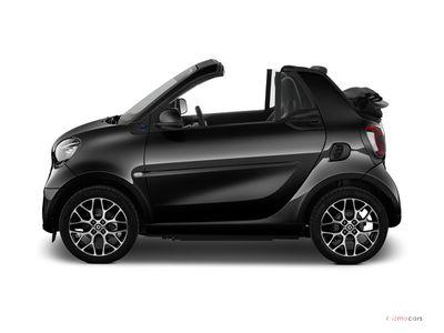 Smart Eq Fortwo Cabrio Prime Fortwo Cabrio 82 ch 2 Portes neuve