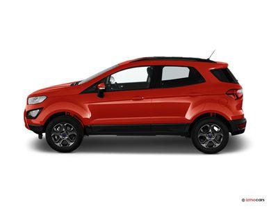 Ford Ecosport Titanium 1.0 EcoBoost 125ch Start/Stop BVM6 5 Portes neuve