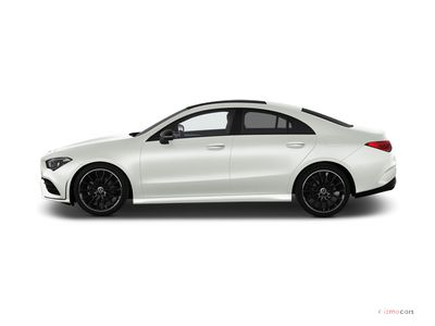Mercedes Cla Coupe AMG Line Classe CLA Coupé 180 d 4 Portes neuve