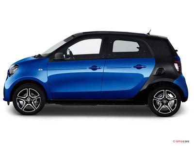 Miniature de la SMART EQ FORFOUR PRIME FORFOUR 0,82 CH 5 PORTES à motorisation ELECTRIQUE et boite AUTOMATIQUE de couleur NOIR - Miniature 5