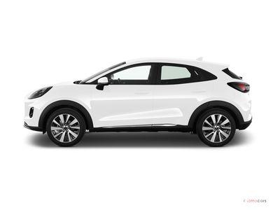 Ford Puma Titanium 1.0 EcoBoost 125 ch mHEV Start/Stop BVM6 5 Portes neuve