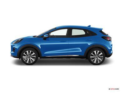 Ford Puma ST-Line X 1.0 EcoBoost 125 ch mHEV Start/Stop BVM6 5 Portes neuve
