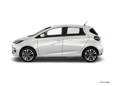 Renault Zoe Exception R135 Achat Intégral 5 Portes neuve