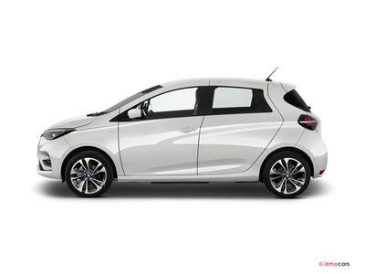 Renault Zoe Exception R135 Achat Intégral - 21 5 Portes neuve