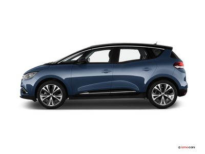 Leasing Renault Scenic Limited Scenic Blue Dci 120 Edc 5 Portes