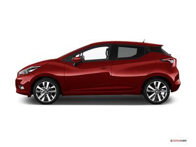 Nissan Micra Made in France Micra IG-T 100 5 Portes neuve