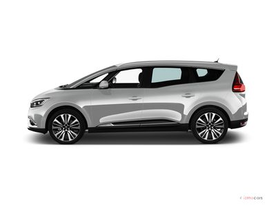 Leasing Renault Grand Scenic Limited Grand Scénic Blue Dci 120 Edc 5 Portes