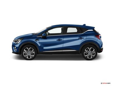 Leasing Renault Captur Business Captur Blue Dci 115 5 Portes