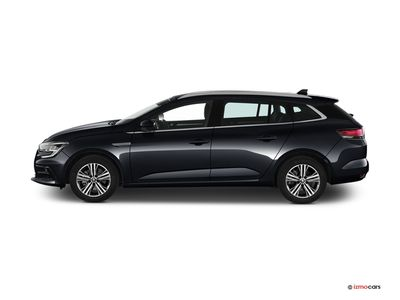 Renault Megane Estate Intens Mégane IV Estate Blue dCi 115 5 Portes neuve