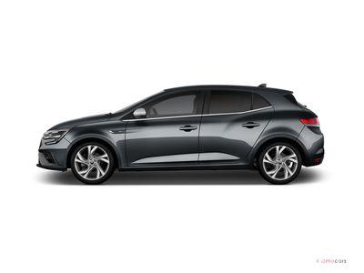 Renault Megane Intens Mégane IV Berline Blue dCi 115 5 Portes neuve
