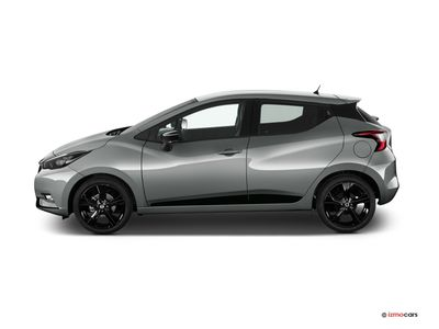 Leasing Nissan Micra Made In France Micra Ig-t 92 5 Portes