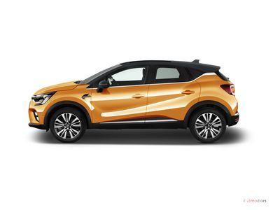 Leasing Renault Captur Intens Captur Blue Dci 115 5 Portes