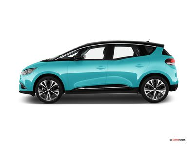 Leasing Renault Scenic Limited Scenic Tce 140 Fap Edc - 21 5 Portes