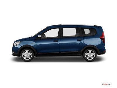 Dacia Lodgy Stepway Blue dCi 115 7 places - 2020 5 Portes neuve