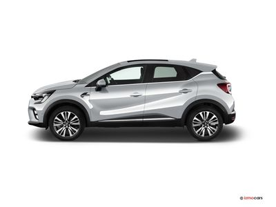 Leasing Renault Captur Business Tce 90 - 21 5 Portes