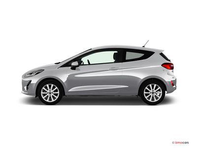 Leasing Ford Fiesta Titanium Business 1.1 75 Ch Bvm5 5 Portes