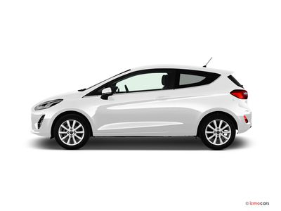 Leasing Ford Fiesta Cool & Connect 1.1 75 Ch Bvm5 5 Portes