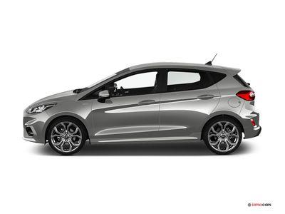 Ford Fiesta Titanium Business 1.0 EcoBoost 125 ch Start/Stop mHEV BVM6 5 Portes neuve