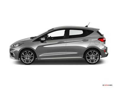 Ford Fiesta Titanium X 1.0 EcoBoost 125 ch Start/Stop mHEV BVM6 5 Portes neuve