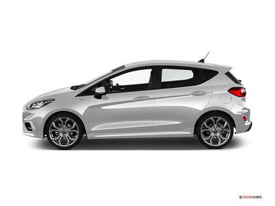 Ford Fiesta Titanium 1.0 EcoBoost 125 ch Start/Stop mHEV BVM6 5 Portes neuve